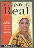 MISS CLEO BOOK ''KEEPIN IT REAL'' WITH FREE VHS VIDEO..LOW PRICE CLOSEOUT