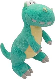 Girls Pink Dinosaur Plush Green T-Rex Stuffed Animals Toy Large Dino Soft Hugging Plushie Pillow Kids Birthday Xmas Gifts(...