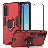 BTShare For OPPO Find X2 Lite 5G Case with Tempered Glass