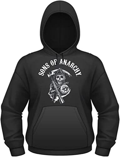 Sons of anarchy-shirt à capuche classic