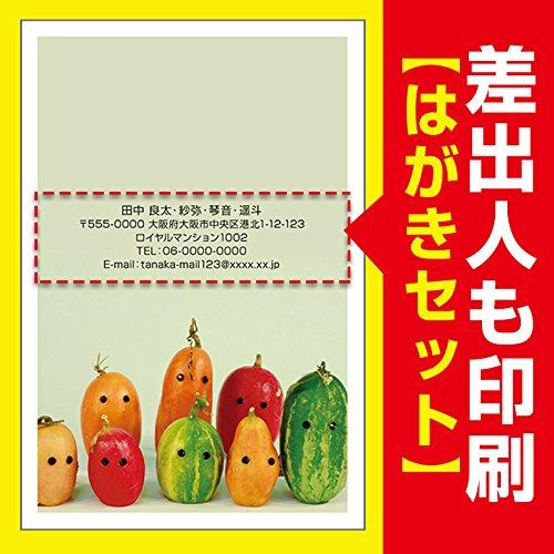 【差出人印刷込み 官製30枚】多目的絵はがき MUSF-60 風景写真 ポストカード 葉書 印刷