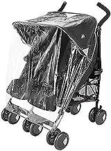 Protector de lluvia Compatible con Joie Aire Doble Cochecito doble (213)