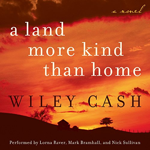 A Land More Kind Than Home audiobook cover art
