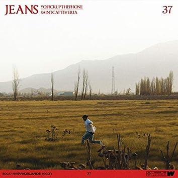 Jeans (feat. Yopickupthephone!)