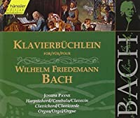Bach: Clavier Book for Wilhelm Friedemann Bach by Joseph Payne