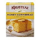 Krusteaz Honey Cornbread and Muffin Mix - No Artificial Colors, Flavors or Preservatives - 15 OZ...