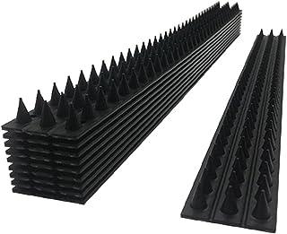 EElabper 10x50cm anti-klim omheining muur spikes inbrekers katten vogels afstotend afschrikmiddel