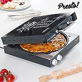appetitissime Cocedora Pizza Presto.