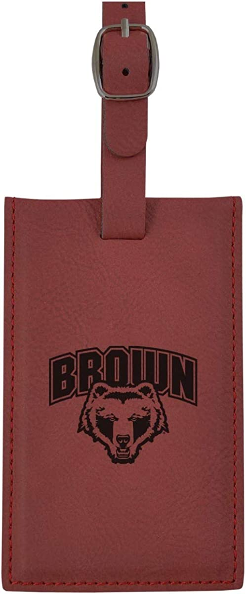 Brown Baltimore Mall University -Leatherette All items in the store Tag-Burgundy Luggage