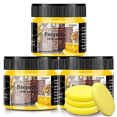Amazon - 30% Off on  3 PCS Wood Seasoning Beewax Natural Beewax