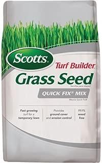 Scotts Turf Builder Quick Fix Mix, 3 pounds (2)