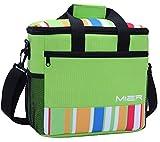 MIER 15L Bolsa Aislante Grande Picnic Cool Bag para Hombres y Mujeres,...