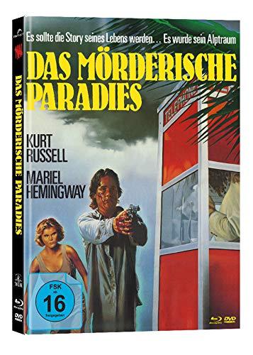 Das mörderische Paradies (Mediabook/Cover B) (+ DVD) [Blu-ray]