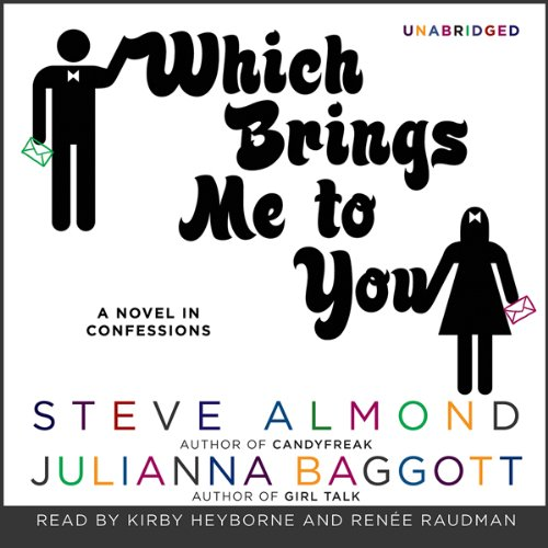 Which Brings Me to You audiobook cover art