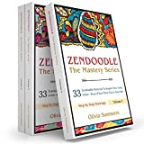 Zendoodle Box Set: 99 Zendoodle Patterns to Inspire Your Inner Artist--Even if You Think You're Not One! (Zendoodle Mastery Series, 3 Books in 1) (English Edition)