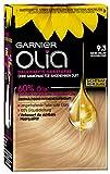 Garnier Olia Haar Coloration Sehr Helles Goldblond 9.3 / Färbung für Haare enthält 60%...