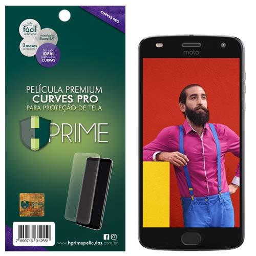 Pelicula Curves Pro para Motorola Moto Z2 Play, HPrime, Película Protetora de Tela para Celular, Transparente