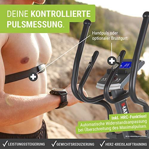HAMMER Speed-Motion Ellipsentrainer - 6