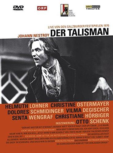 Johann Nestroy: Der Talisman - Salzburger Festspiele 1976