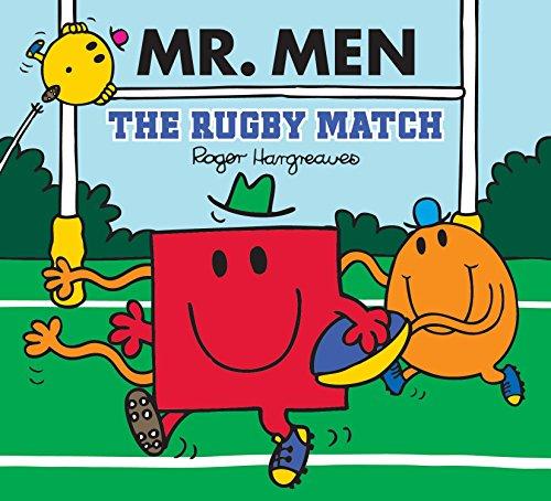 Hargreaves, R: Mr Men: The Rugby Match (Mr. Men & Little Miss Celebrations)