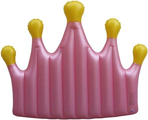 Le Flotteur de Piscine de PVC épaississent Les Jouets gonflables d'air de lit d'air de Piscine d'adolescente 150  145cm KKY-Enter