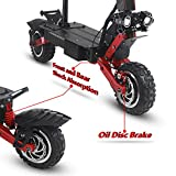 Immagine 2 gunai electric scooter fuoristrada 5600w