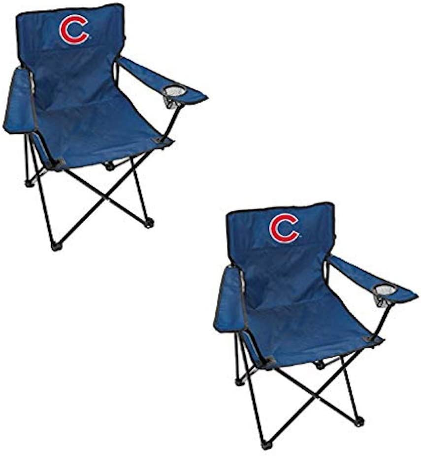 Ranking TOP4 Coleman MLB Chicago Cubs Broadband Chair 2 Pack Arlington Mall Quad