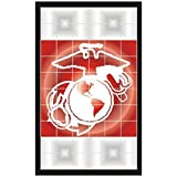 US Marine Corps Eagle Globe & Anchor Tail Light Decal (Pair)