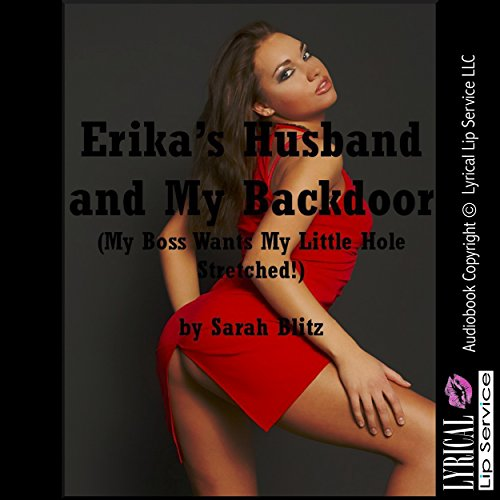 Erika's Husband and My Backdoor audiobook cover art
