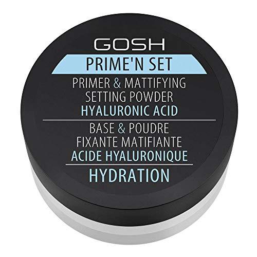 GOSH COPENHAGEN Prime'n Set Powder 7g 003 Hidratación