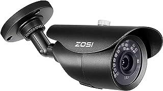 ZOSI 1080P 4-in-1 TVI/CVI/AHD/CVBS CCTV Security Camera 42pcs IR LEDs Outdoor Night Vision 120ft Bullet Camera Metal Housi...