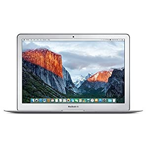 "Apple MacBook Air 13"" (Early 2015) - Core i5 1.6GHz, 4GB RAM, 128GB SSD (Swedish Keyboard) (Renewed) 11"