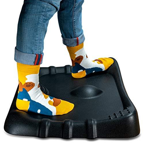 Standing Desk Mat Anti-Fatigue Mat Standing Mat for Standing Desk, Office, Kitchen Mat Comfort Floor Mat to Relieve Foot, Knee, and Back Pain