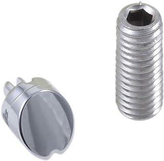 Delta Faucet RP72561 Cassidy Set Screw and Button-Diverter, Chrome