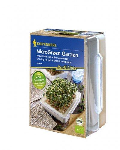 MicroGreen Garden Cressbar Starter Set inkl. 4 Bio-Pads