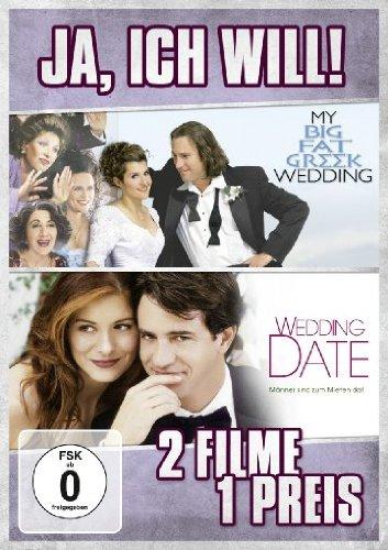 Ja, ich will! (My Big Fat Greek Wedding / Wedding Date) (2 Discs)