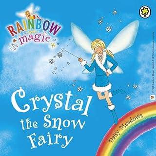 Rainbow Magic - The Weather Fairies: Crystal the Snow Fairy cover art