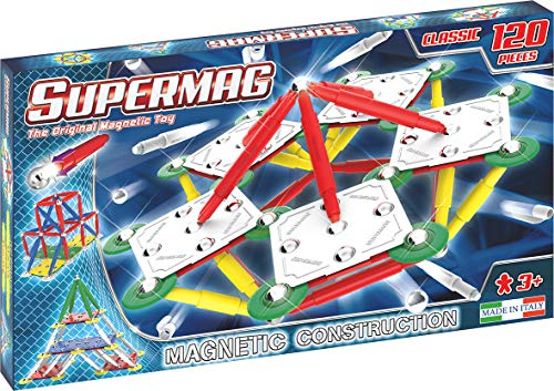 Beluga 0403 Supermag Primary 120 0403 - Juguete de juguete, multicolor , color/modelo surtido