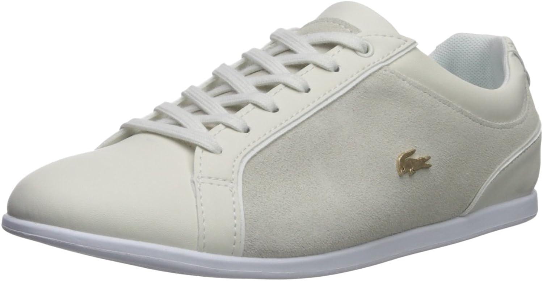 Lacoste Womens Rey Lace Sneaker