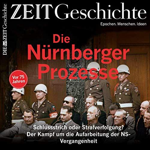 Die Nürnberger Prozesse (ZEIT Geschichte) Titelbild