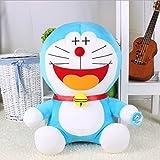 EONFUN Doraemon Plush Figure Toy 8' Game Collectible Stuffed Plush