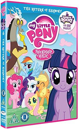My Little Pony: Friendship is Magic - The Return Of Harmony
