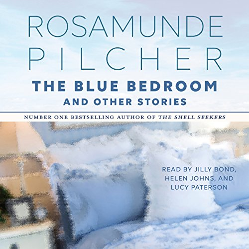 The Blue Bedroom & Other Stories audiobook cover art