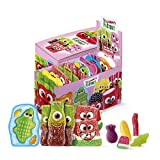 Gommy's Factory Surtido Gominolas Party Box, 10 Unidades de 90 Gramos (900 Gramos)