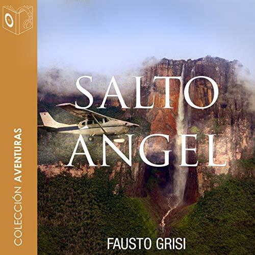 Salto Ángel [Angel Falls] audiobook cover art
