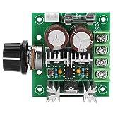 SALUTUY DC12~40V Controlador de Motor Modulación de Ancho de Pulso 10A PWM para Industrial(PWM Speed Controller)