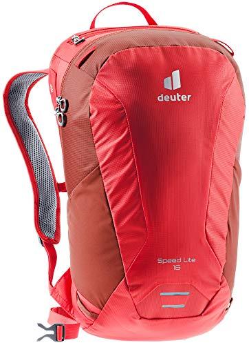 Deuter Speed Lite 16, Zaino per Escursionismo Unisex-Adulti, Chili-Lava, 16 l