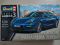 ドイツレベル 124 ポルシェ パナメーラ ターボ スポーツカー 07034 プラモデル 未組立
