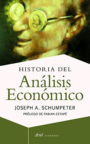 Historia del análisis económico: Prólogo de Fabian...