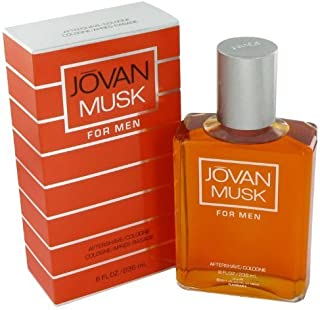 JOVAN MUSK by Jovan - After Shave/Cologne 8 oz